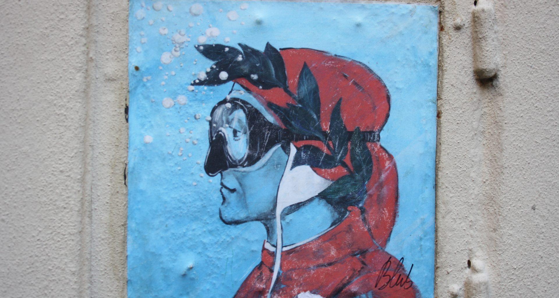 Dante Alighieri (Foto: Sofia Muñoz)