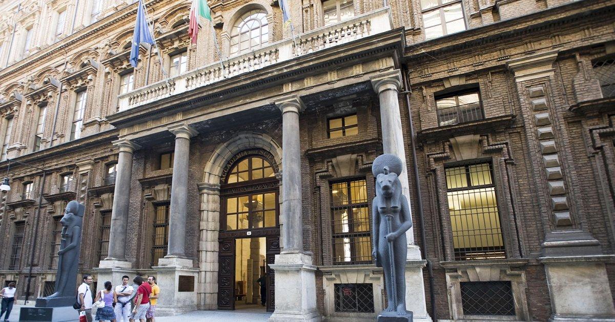 Museo Egipcio de Turín (Foto: Sofia Muñoz)