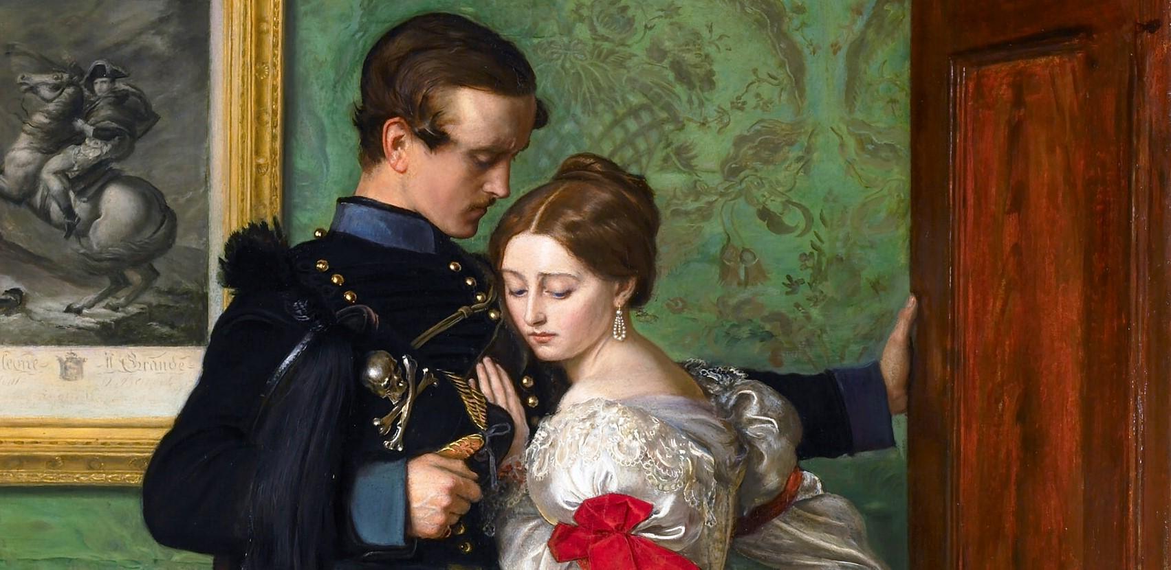 The Black Brunswicker de John Everett Millais 1860 Lady Lever Art Gallery (Liverpool)