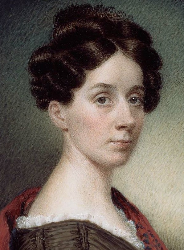 Autorretrato en 1875 de Sarah Goodridge